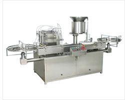 Six Head Vial Liquid Filling Machine