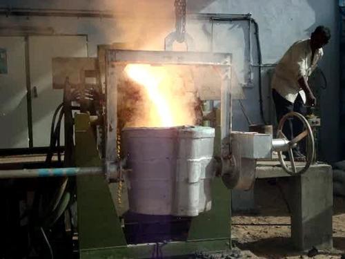 Induction Melting Steel Furnace in  Changodar