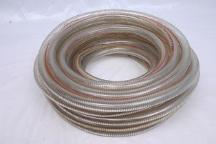Pvc Steel Wire Hose in  Drive-In Road