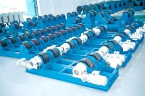 Welding Turning Rollers