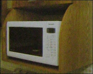 Kitchen Oven Cabinets