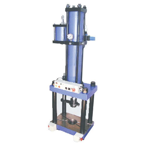4 Pillar Presses Guided Moving Frame