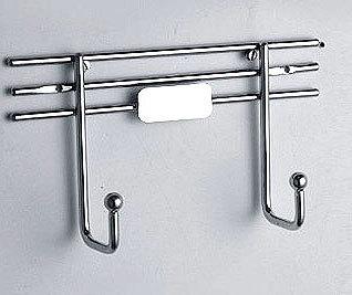 Bathroom 2 Pin Hangers
