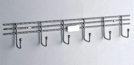 Bathroom 6 Pin Hangers