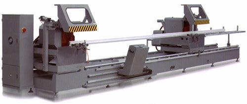 CNC Double Head Cutting Machine