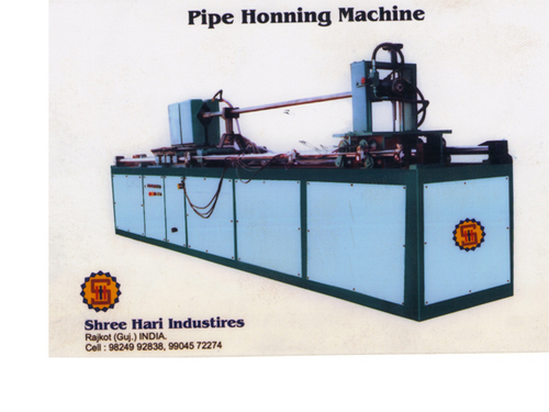 Horizontal Pipe Honing Machines