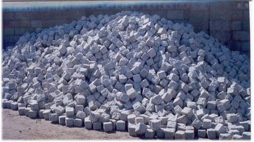 Gray Sandstone Cubes
