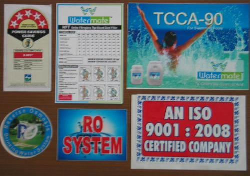 DIGITAL STICKERS / FOIL STICKERS - ASH-G GRAPHICS & LABELS