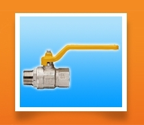 Full Flow Gas Ball Valve in  Nagdevi St.-Masjid Bunder (W)