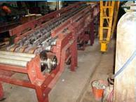 Slat / Flight Chain Conveyors