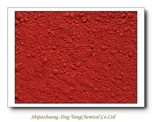 Iron Oxide Red 130 & 190