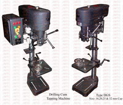 Pillar Drill Machines Dgs Type