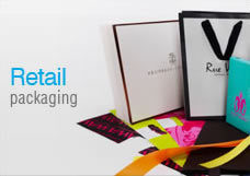 Retail Products Packaging Bag
