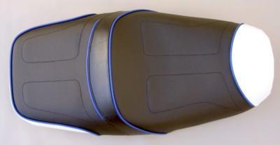 Suzuki 1400 Gripper Seat Cover