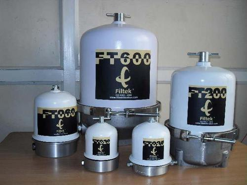 CENTRIFUGAL OIL FILTERS