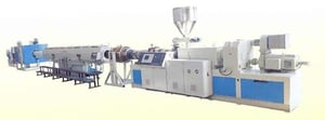 HDPE Water & Gas Pipe Extrusion Line