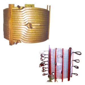 Industrial Induction Coils