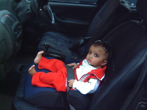 Baby Car Seat - SUNNY ENTERPRISES, C-212, Chandan Vihar, Nihal Vihar ...