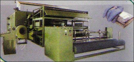 Bonded Waddings & Glue-Free Waddings Production Line