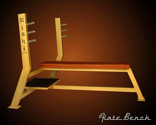 Olympic Flat Bench Fitness Machine