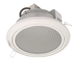 LED Round Down Light with Diffuser