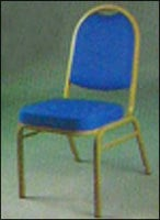 Powder Coated Stacking Chairs