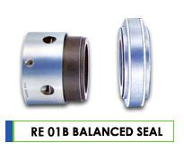 Multiple Balanced Spring Seals
