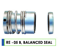 Single Coiled Balanced Seals