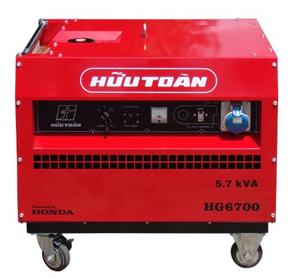 HG6700SP Generator