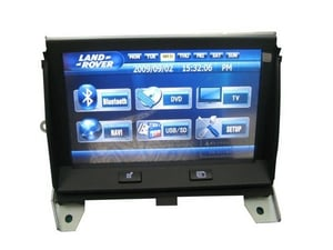 """Car Monitor With Gps Oem For Landrover Discovery3 With 7""""Inch Digital Touch Screen"""