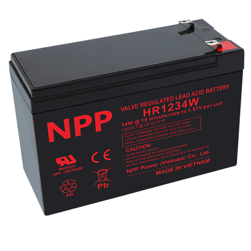 High Rate Lead Acid Battery