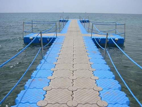 Hdpe Floating Jetties