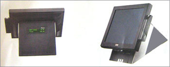 Integrated Fanless Point Of Sale