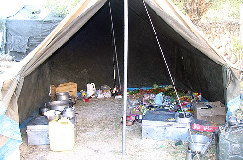Camping Kitchen Tent in  New Area