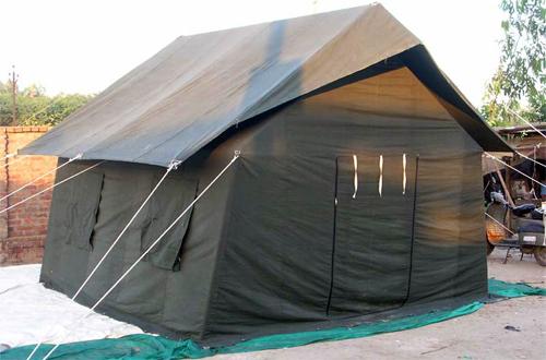 Command Post Tent