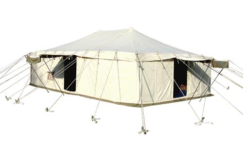 Hospital & School Tents