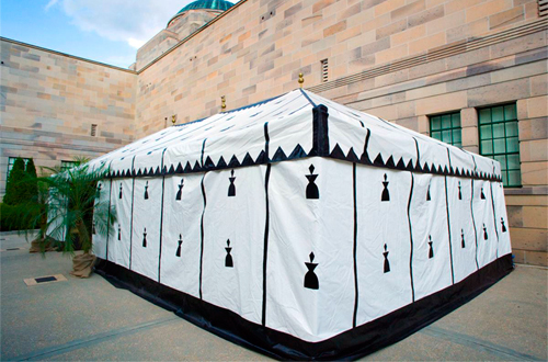 Launch Tents