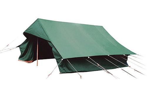 Patroling Tent