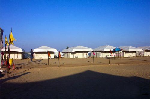 Swiss Cottage Resort Tent