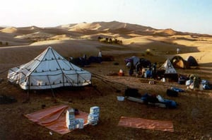 Traditional Camp Tents