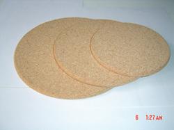 Insulated Cork Pad