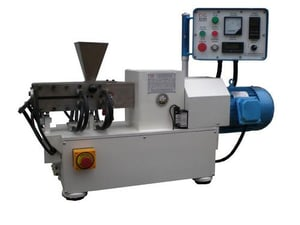 Extruder For Laboratory Use