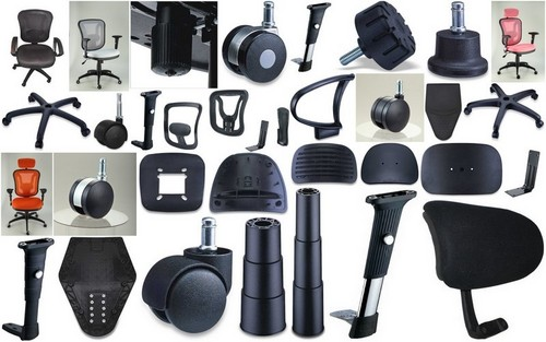 Plastic Chair Components