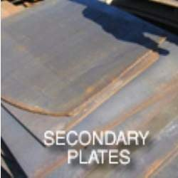 Plates And Structural Scrap