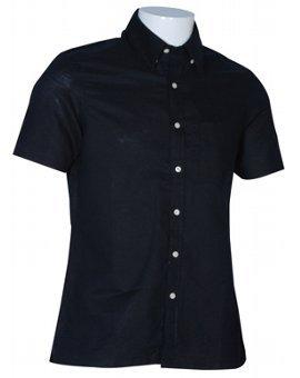 Mens Slim Fit Poplin Shirts
