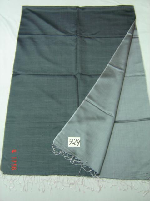 Pure Silk Reversible Shawl
