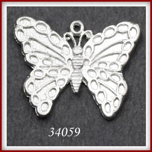 Butterfly Shape Metal Pendants in  Paschim Vihar