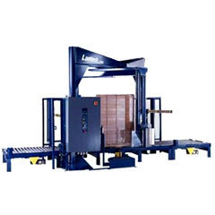 Stretch Straddle Wrapping Machine