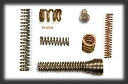 Coiled Helical Springs