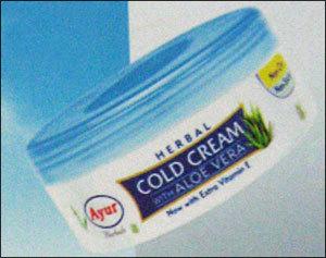 Cold Cream With Aloe Vera